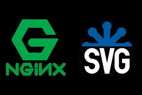 Habilitar compresión SVG gzip en nginx