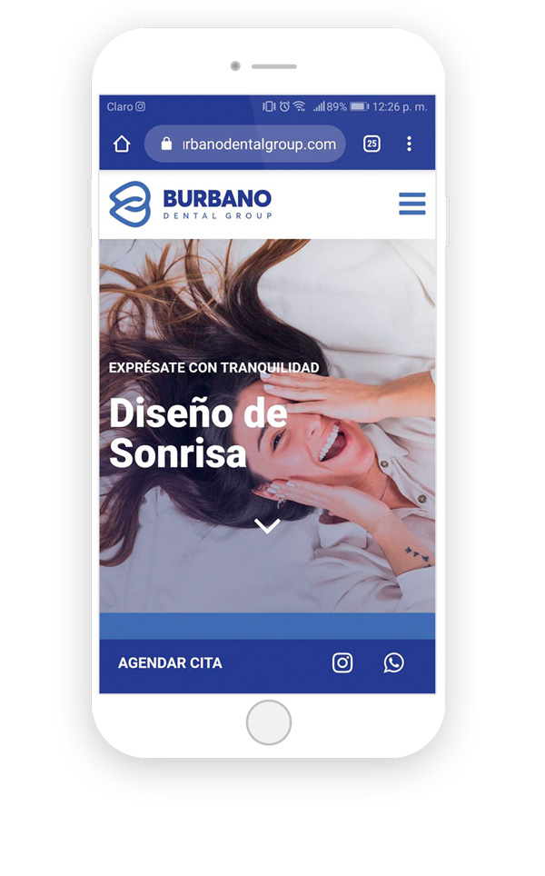 Burbano Dental Group clínica odontológica